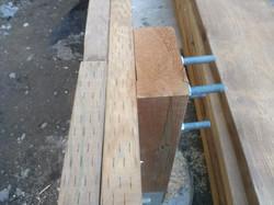 6x6 Main Deck Support