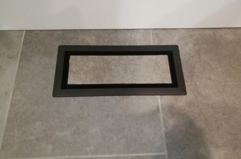 Tiled Floor Vent