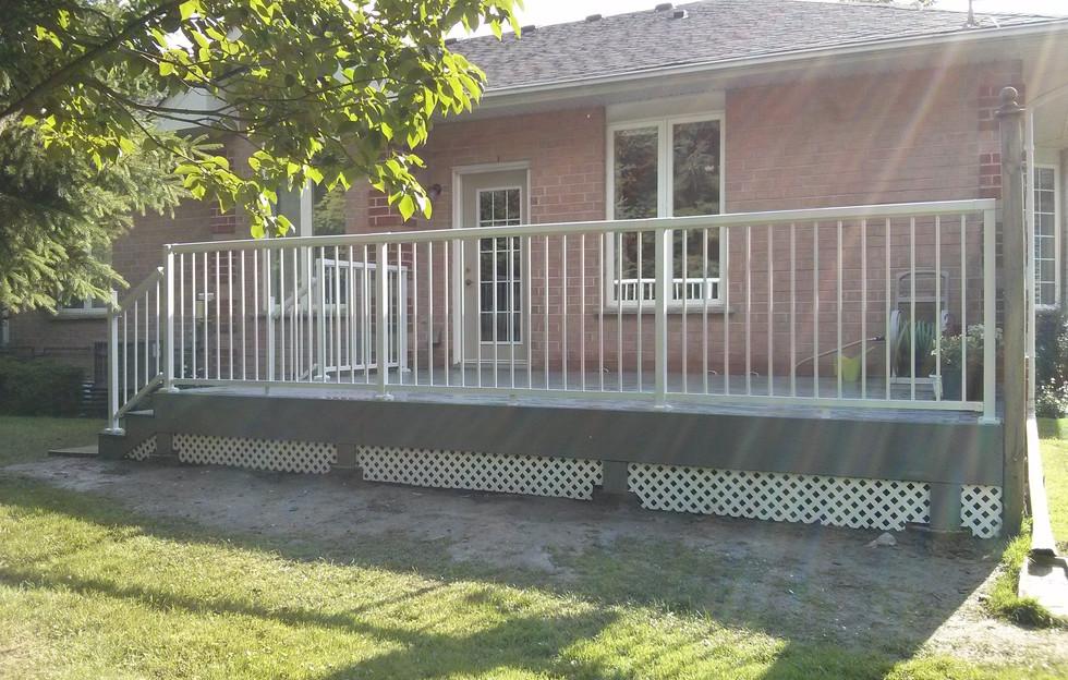 Deck Full View