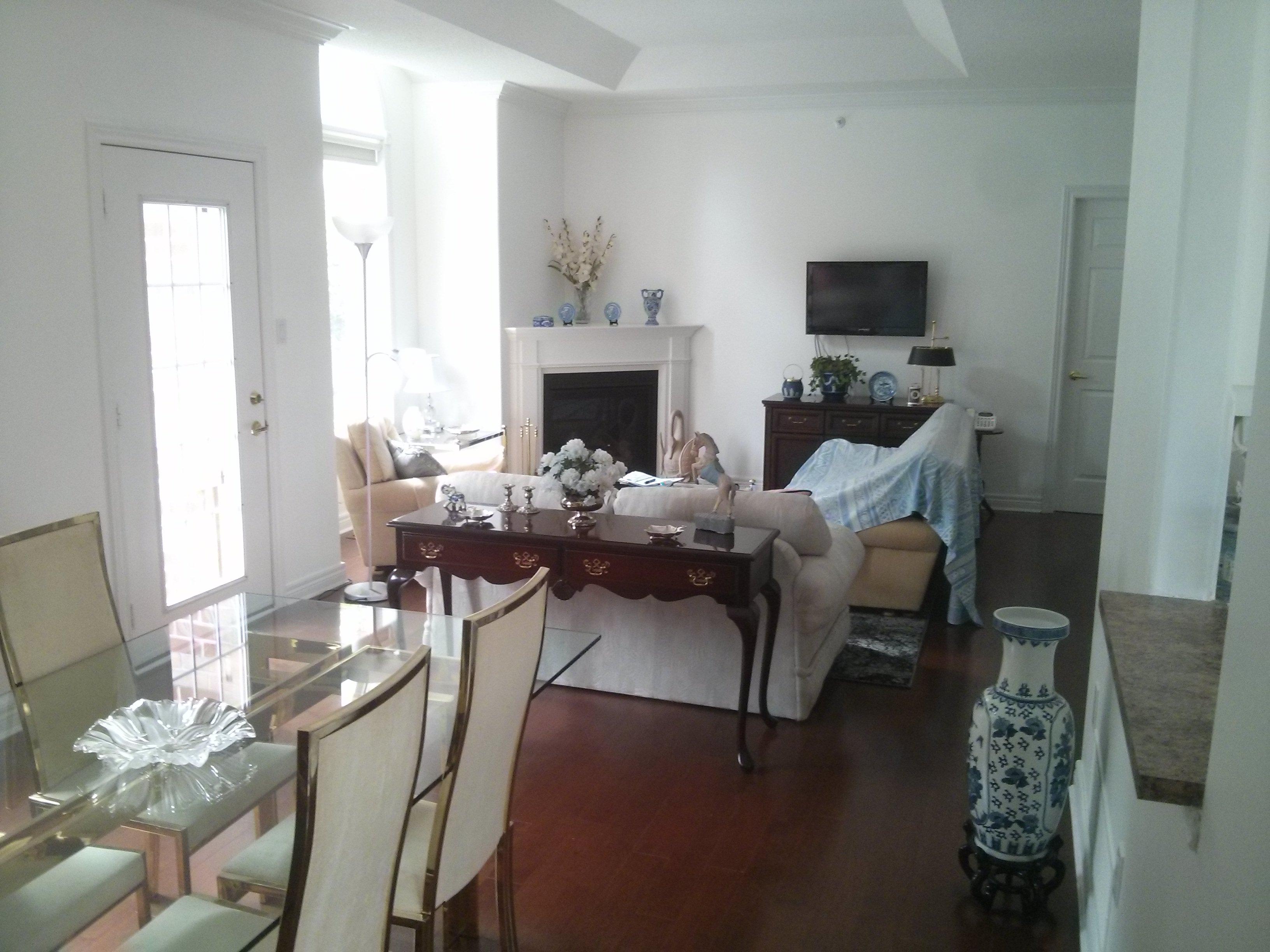 Living Room Full View