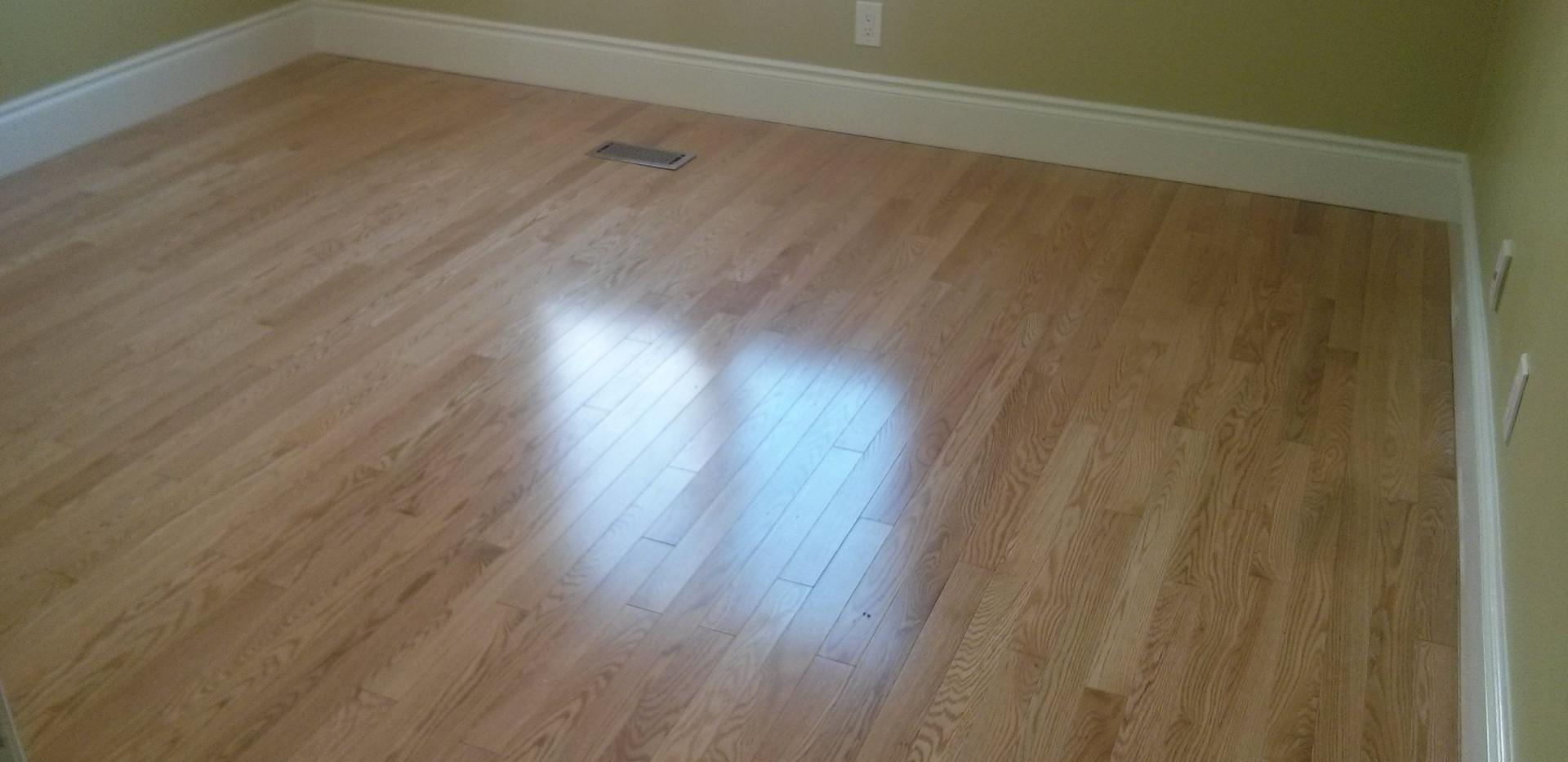 Oak Hardwood Floor