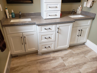 Custom Cabinetry For Your Master Bathroom