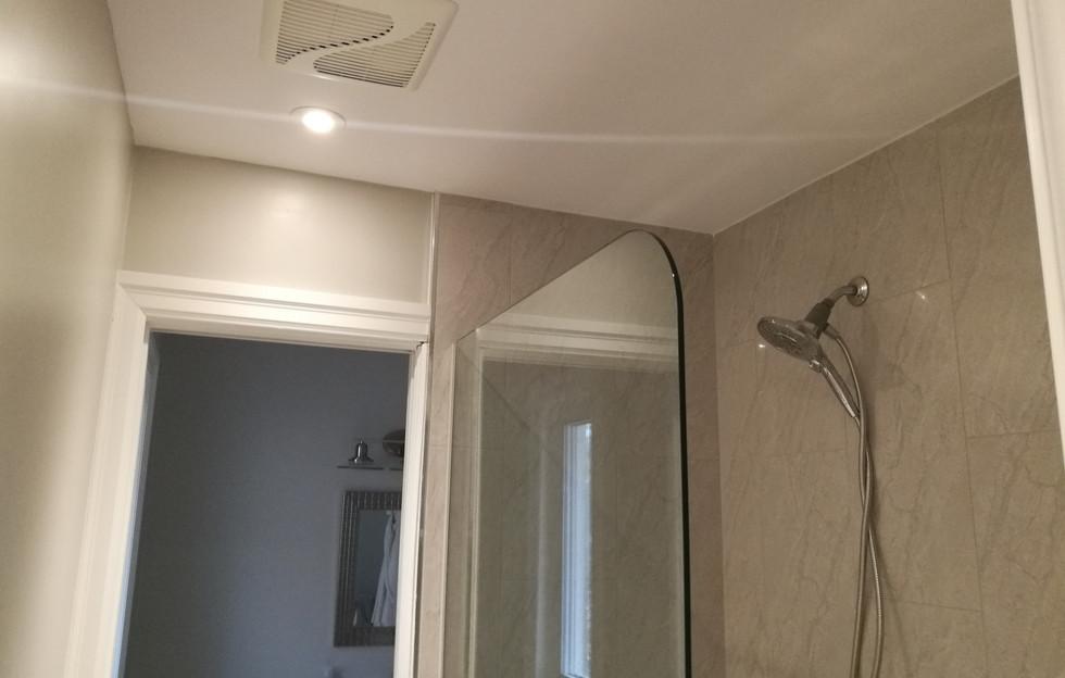 Common Shower Area