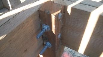Deck Framing Detail