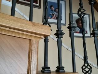 Durham Region: Modernizing & Refinishing Your Staircase in 2017