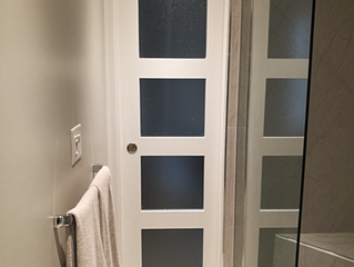 Maximizing Usable Space: Consider Pocket Doors