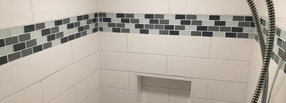 Shower Accent Strip