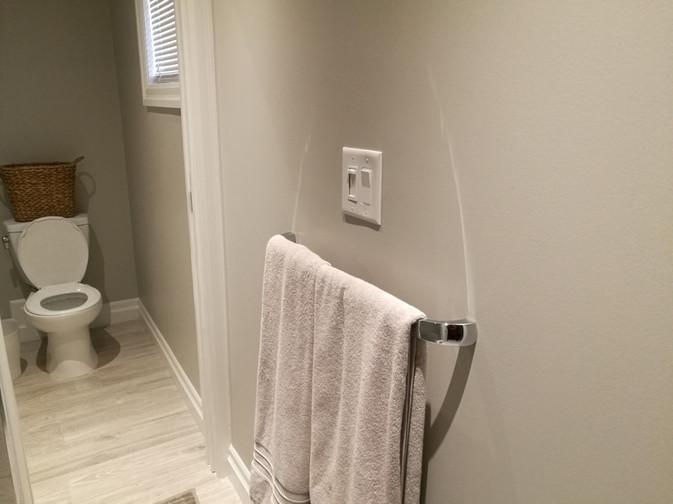 Shower Hall Wall Area