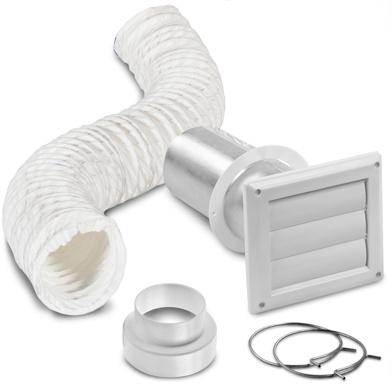 Bathroom Fan Venting Kit