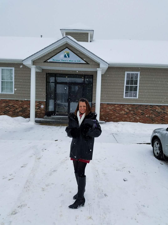 Winter Church Service