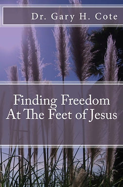 Finding Freedom At The Feet of Jesus