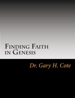 Finding Faith In Genesis-Workbook