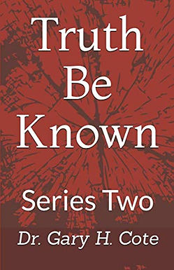 Truth Be Known, Series Two