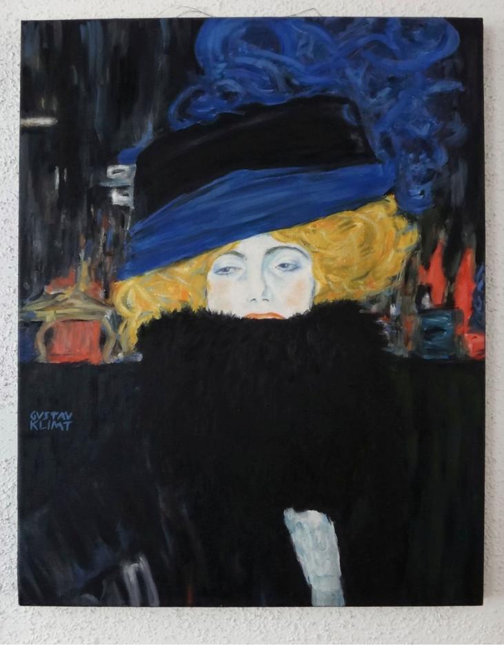 Gustav Klimt reproduction 2012