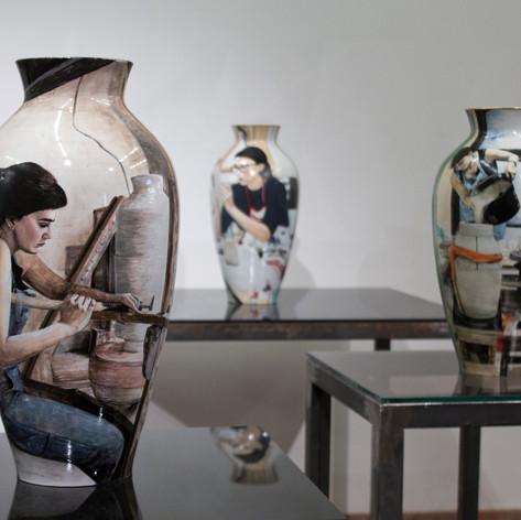 Selfie Vase (2841)