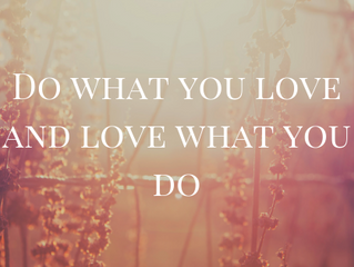 Identifying Your Passion