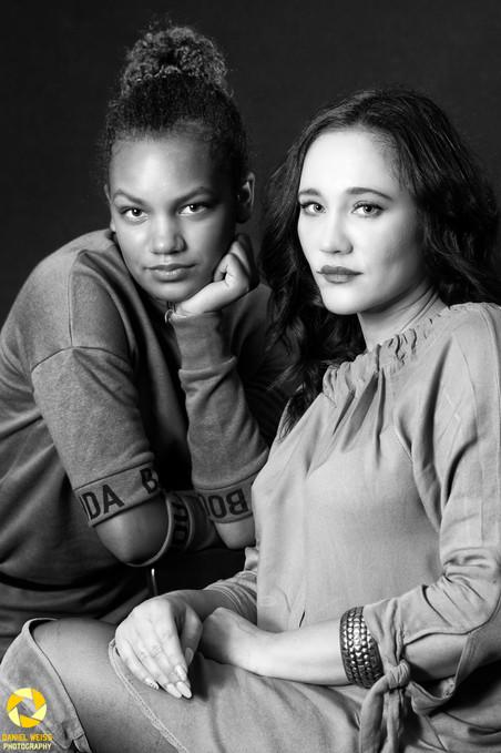Elena and Friend