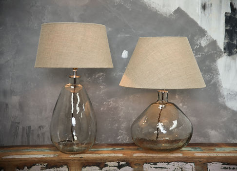 baba lamp tall and wide lifestyle nkuku.