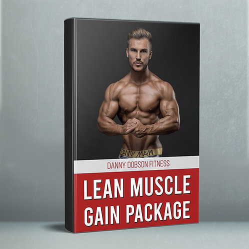 Lean Muscle Gain Package