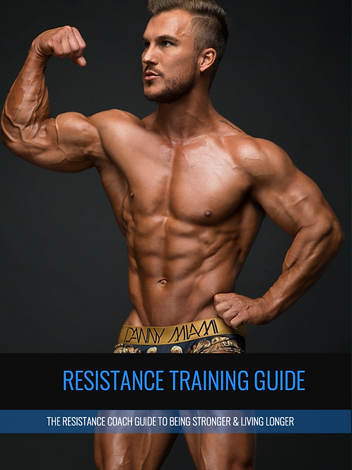 Resistance Training Guide