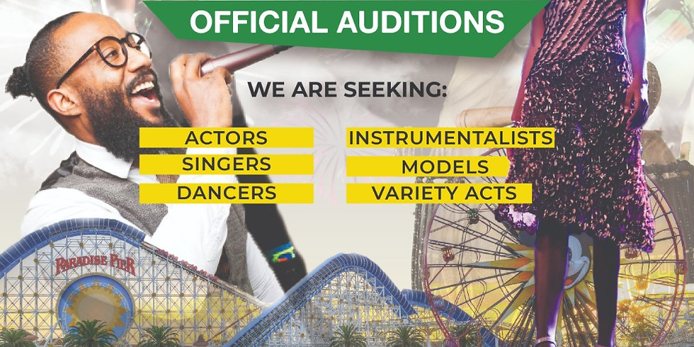 KINGSTON AUDITIONS