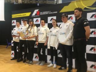 F1 in Schools Crowdfunding