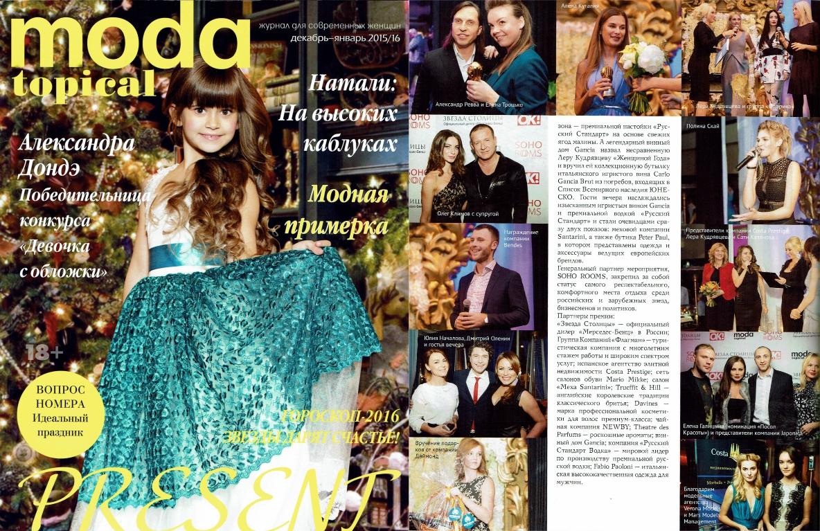 Moda topical 01/16
