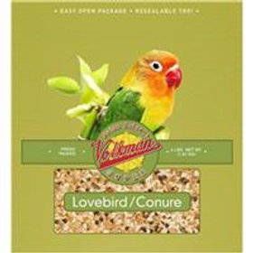 Volkman Avian Science Lovebird/Conure 4lb