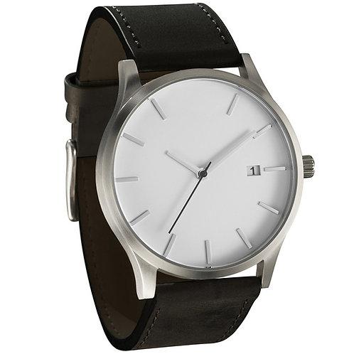 Fashion Mens Watches Men Sports Watches Leather Band Analog Quartz Wristwatches