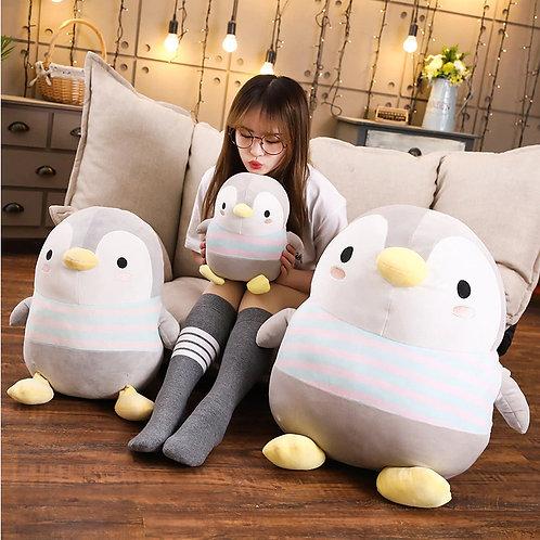 Giant Soft Fat Penguin Plush Toys Stuffed Cartoon Animal Doll Fashion Toy Kids