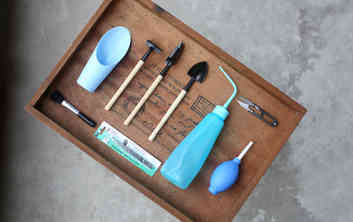 complete succulent tool set
