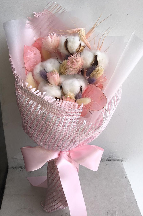 Sweet Bouquet of Cotton