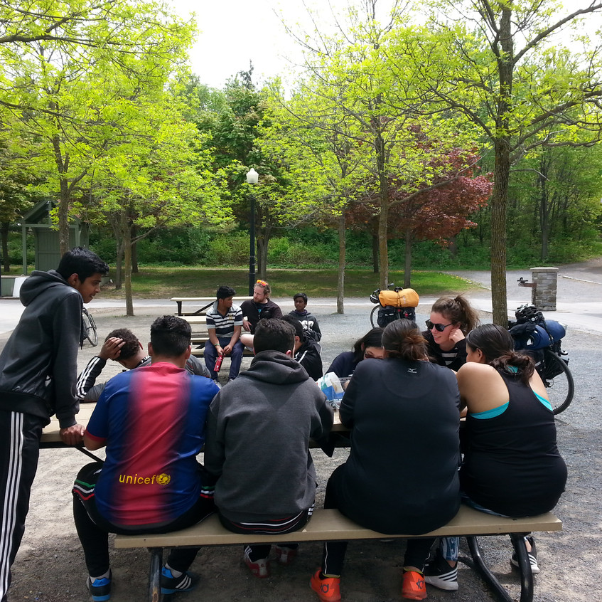 TWV Bike Trips - Ste Catherine bac1b