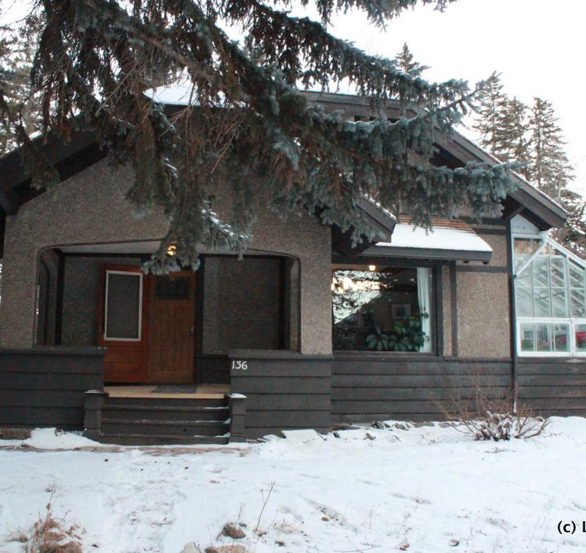 Abegweit House in Banff