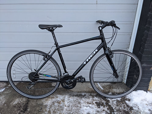 Trek FX 3 Hybrid Commuter 700c Large