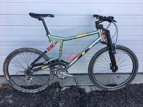 K2 Proflex Full Suspension Retro Mountain Bike XL