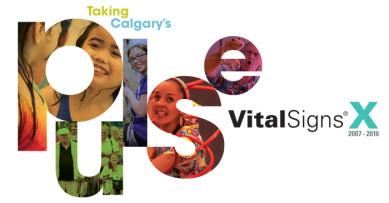 The Calgary Foundation's Vital City.
