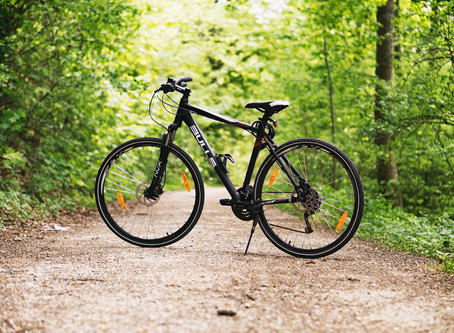 Providing youth with life skills using the bicycle as a tool
