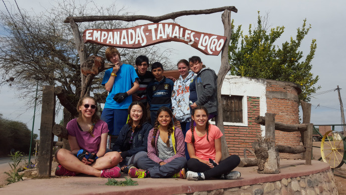 TWV Youth Volunteer Trip to Argentina
