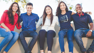 Friendship in all its forms: why diverse social networks build resiliency in youth