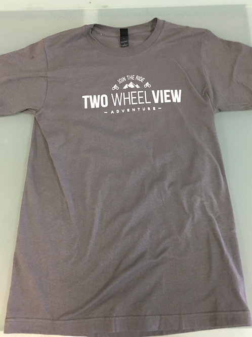 TWV Cotton T-shirt Light Grey