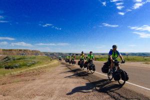 TWV - Badlands to Banff Bike Trip