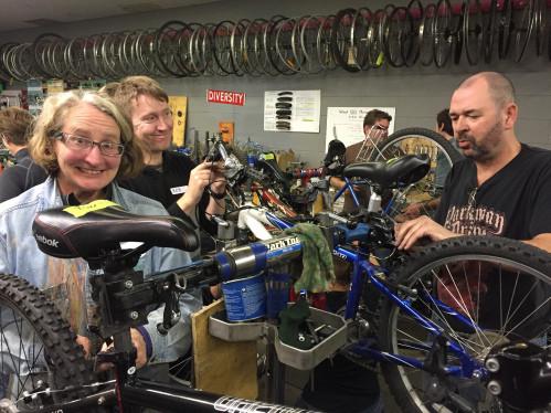 Volunteer Mechanics Nights