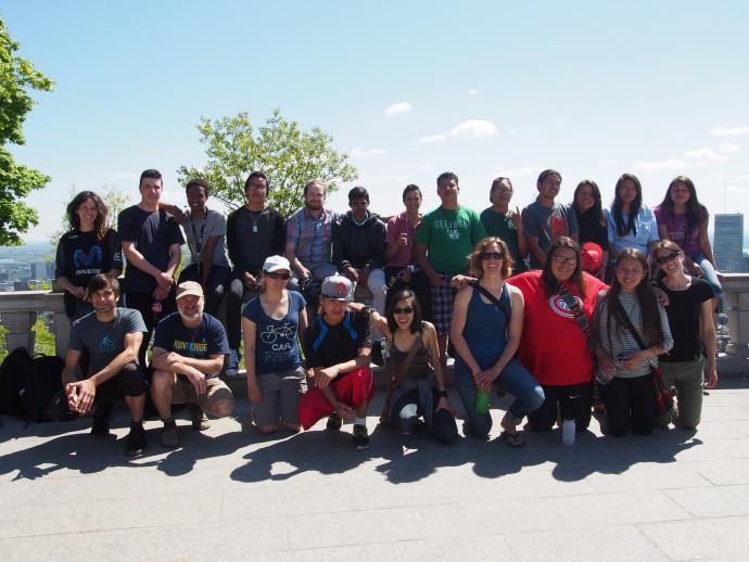Volunteering for VRAC Environnement