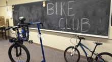 The mechanics of Bike Club