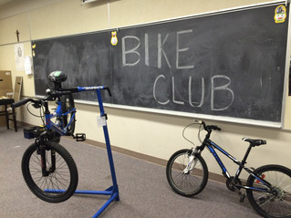 The mechanics of Bike Club