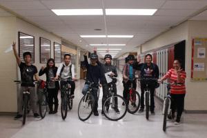 2014 Bike Clubs