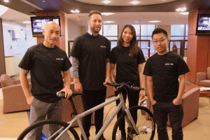 Bicycles and Corporate Team Building – HSBC