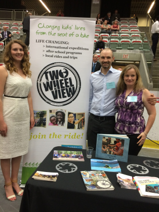 TWV at Edinburgh's International Award Youth Showcase