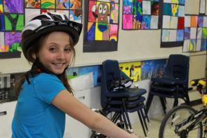 TWV Bike Club Participants